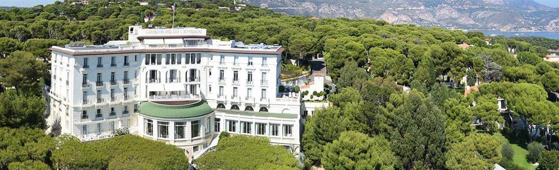 Grand Hotel Du Cap Ferrat A Four Seasons Hotel
